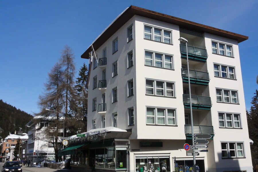 Miete: Ladenlokal im Herzen von Davos